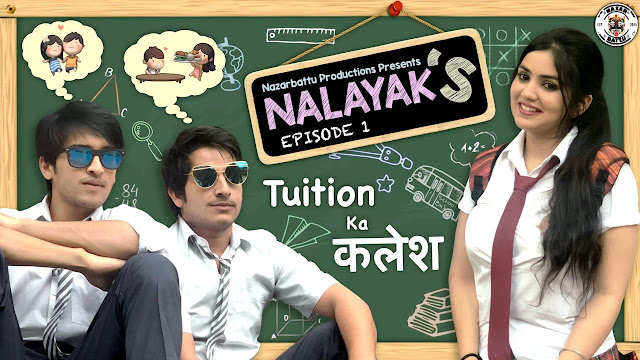 nalayak web series