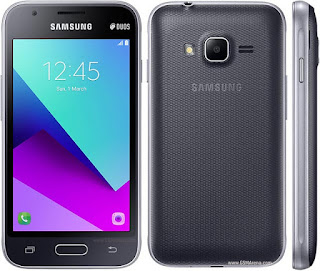 Samsung Galaxy J1 mini prime warna hitam