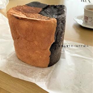 ねこねこ食パン三毛猫01
