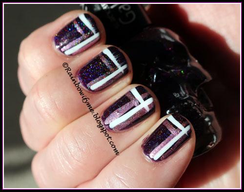 Blackheart: Dark Purple Galaxy