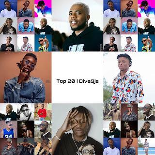 Top 20 On Diva9ja
