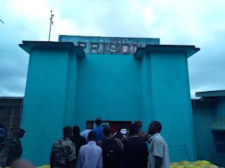 Prison civile de Kindia