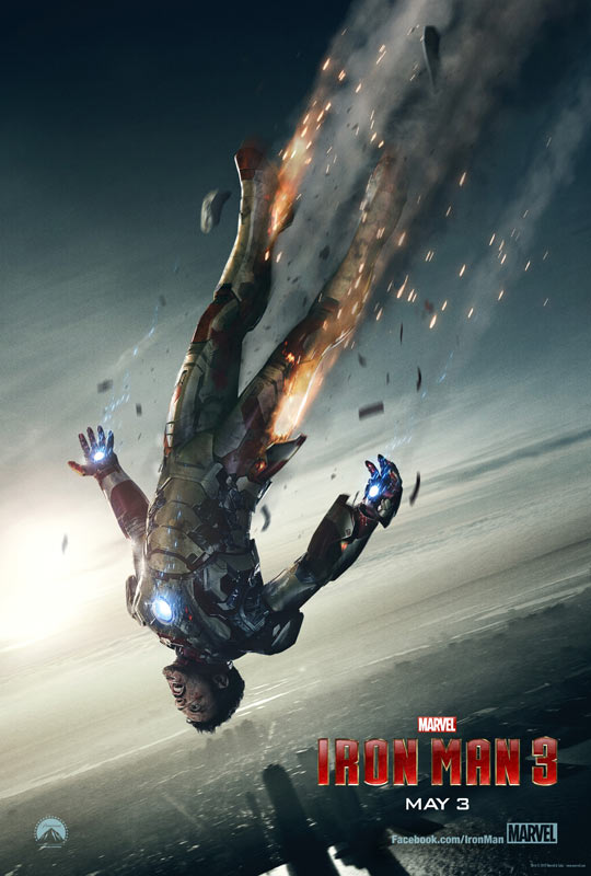 Like the movie? Buy the book : Iron Man 3 (+ extended