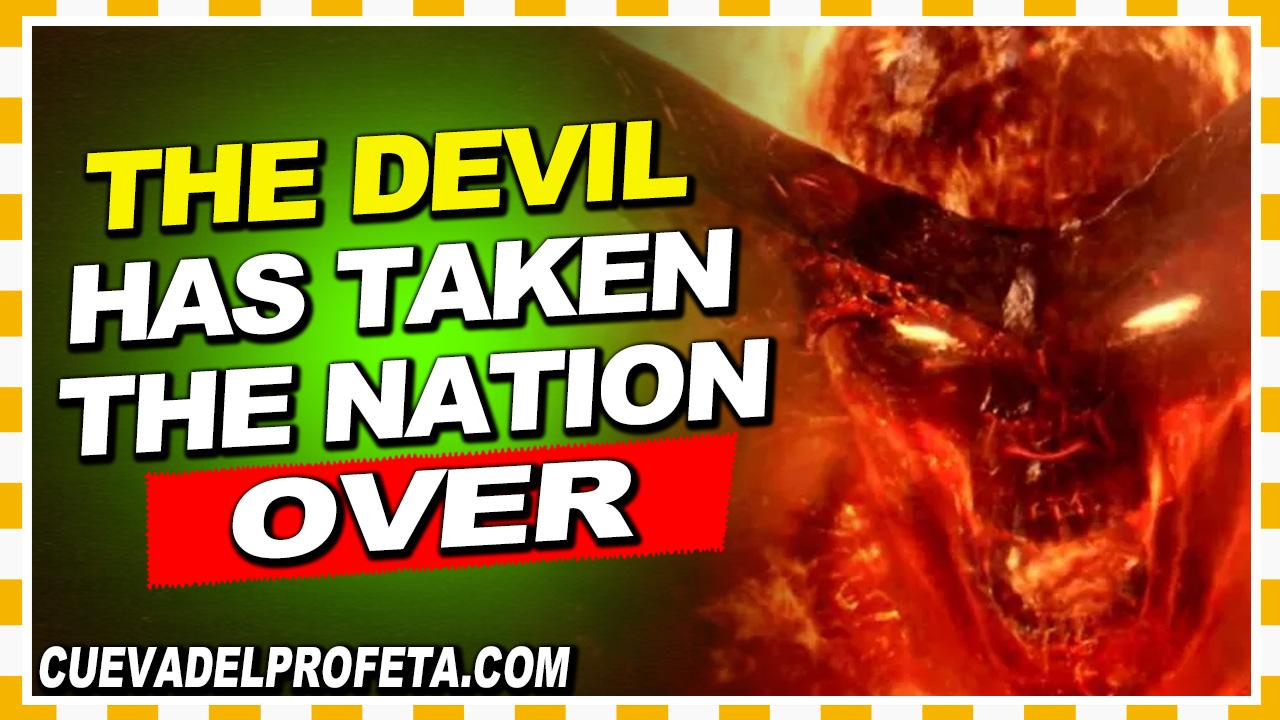 The devil has taken the nation over - William Marrion Branham