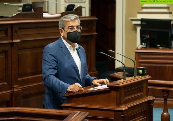 La suspensión de las reglas fiscales para 2022 da holgura financiera a las administraciones públicas canarias