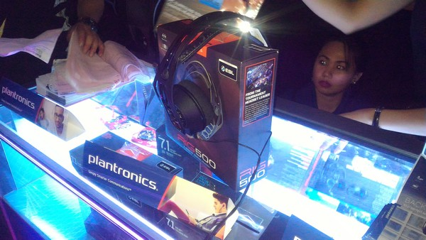 Plantronics Invades Rampage 2016, Showcases RIG Gaming Headsets