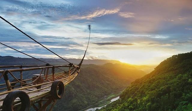 Objek Wisata Negeri di Atas Awan di Yogyakarta