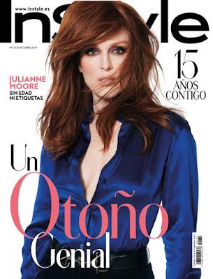 Revista Instyle octubre 2019