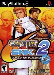 Capcom VS SNK 2 Mark Of The Millionaire Fighting PS2 Torrent