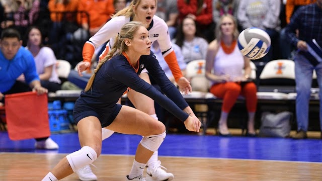University of Texas Volleyball announces the addition of Morgan O'Brien