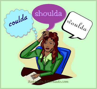 Coulda, Shoulda: looking back, would you have chosen a different career? | www.BakingInATornado.com | #funny #laugh #MyGraphics