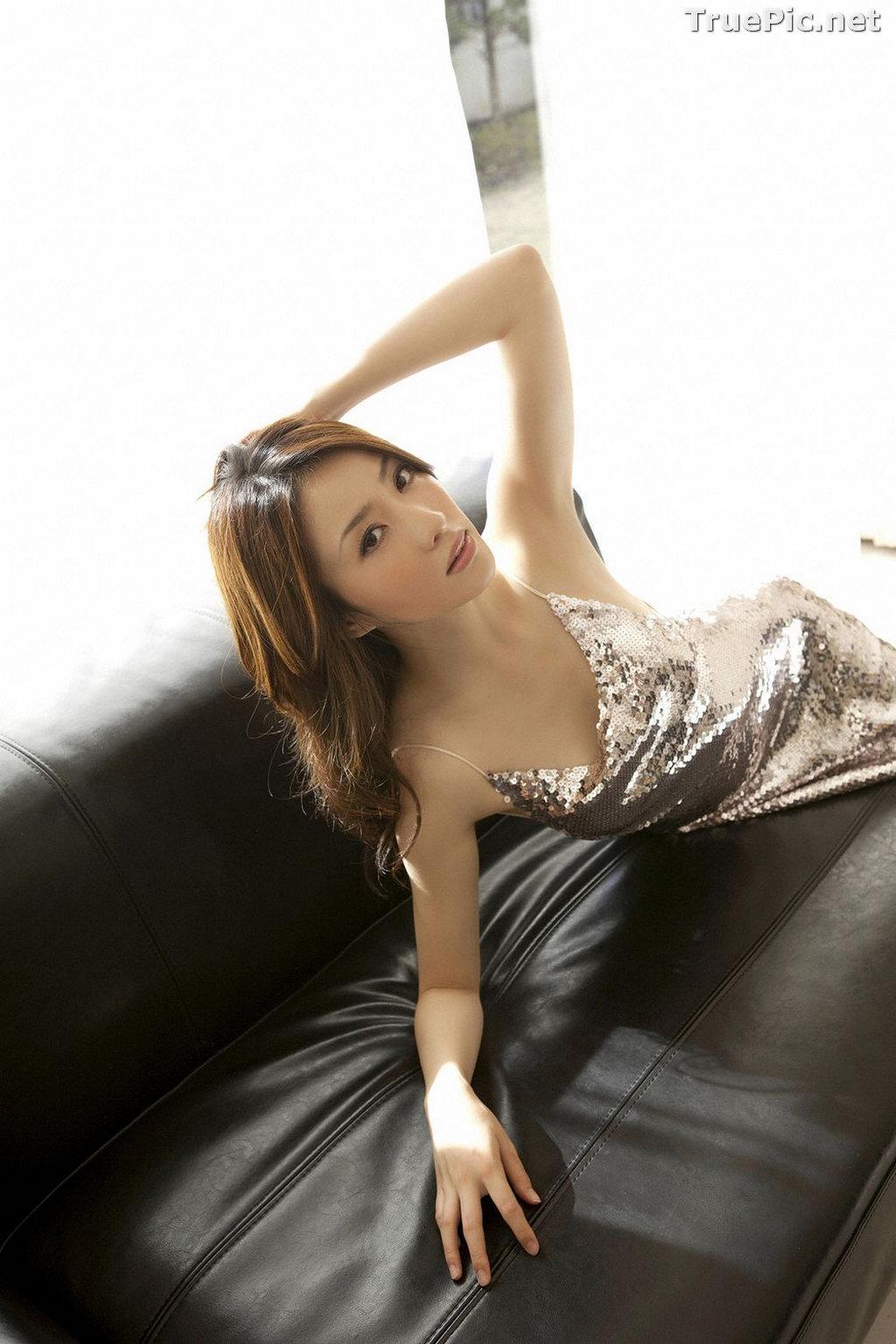 Image [YS Web] Vol.340 - Japanese Model and Actress - Saki Seto - TruePic.net - Picture-8