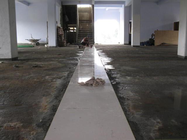 Langkah Kerja Dan Cara Pemasangan Lantai Keramik Civil