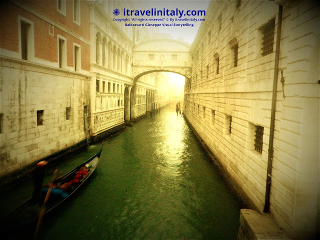 The Bridge of Sighs Venice Copyright All rights reserved © By itravelinitaly.com travelers from Italy Photo by Baldassarri Giuseppe Visual Storytelling