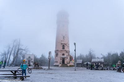 Wielka Sowa, wieża widokowa