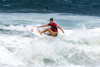 9 Tyler Wright Grandstand Sports Clinic Womens Pro foto WSL Tom Bennett