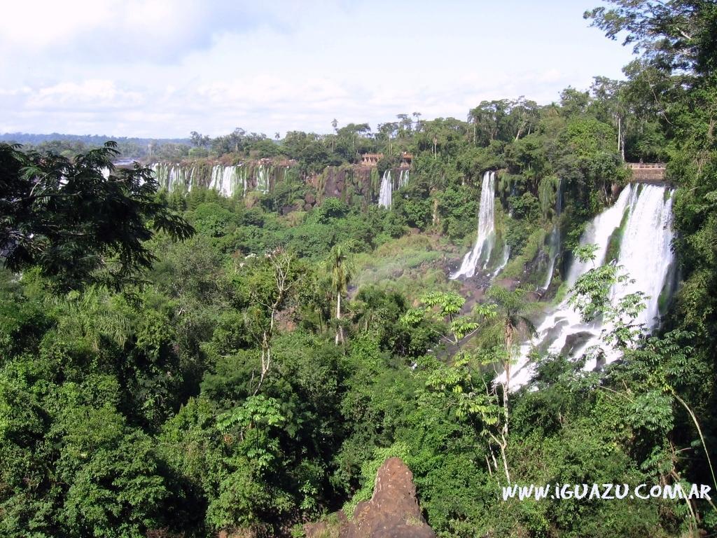 Cataratas del Iguazu lado argentino