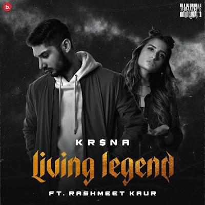 krsna living legend lyrics