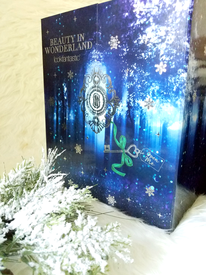 lookfantastic - Beauty in Wonderland Adventskalendar 2017 - Inhalt, Preis Beauty Advent Calendar 1