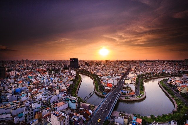 Best Tourist Destinations, Must to visit, Top-rated tourist attractions, Holidays, Travel, Tour, tourism, Camping, Claiming, Hill, Hitchhiking, Solo travel, Solo tour, 13 Best Places to see in Vietnam 2021, Ho Chi Minh City,