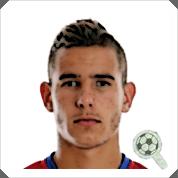 Lucas Hernández Atlético Madrid