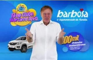 Cadastrar Promoção Barbosa 2020 Carro Toda Semana e 100 Mil Reas em Prêmios Na Hora