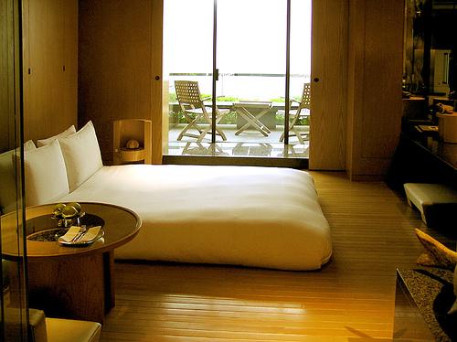 decoracao moderna Clientes Idéias Bedroom