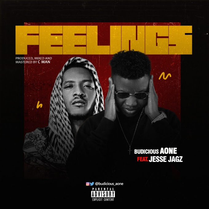 [Music] Budicious A1 ft Jess Jagz - Feelings