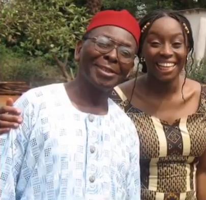 Chimamanda-Adichie-with-father
