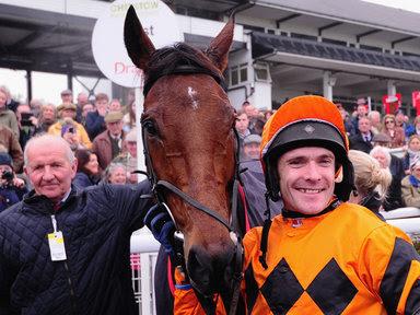 Thistlecrack, horse racing,
