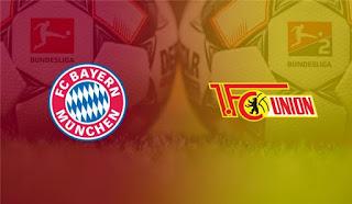 مشاهدة مباراة بايرن ميونخ ضد يونيون برلين 01-04-2021 بث مباشر في الدوري الالماني