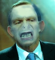 abbott as voldemort
