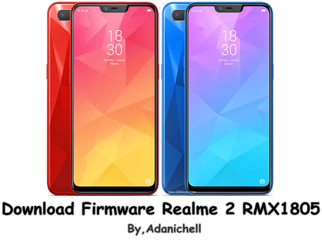 Download Firmware Realme 2 RMX1805