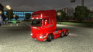 Scania Streamline Rework v 0.1