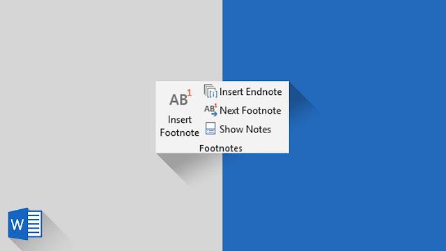 Panduan Lengkap Mengenai Footnote dan Endnote di Word 2019