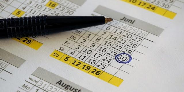 Kalender Pendidikan Tahun Pelajaran 2019/2020