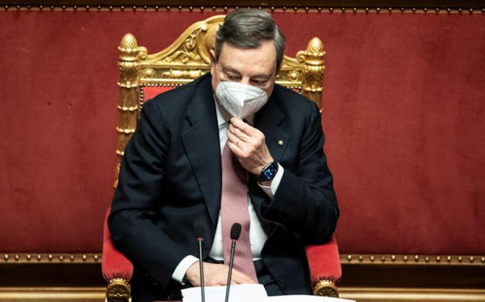 Il governo Draghi incassa la fiducia al Senato