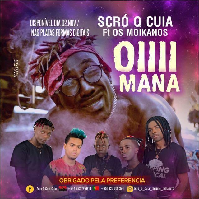 Scró Que Cuia Feat. Os Moikanos