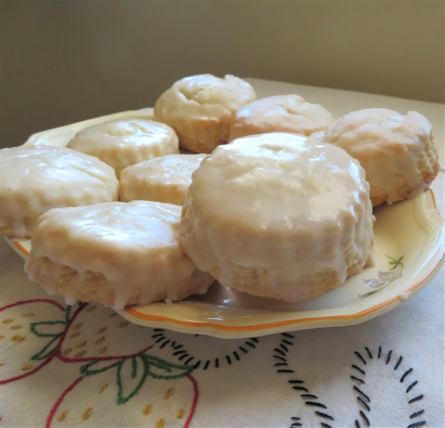 Pioneer Woman's Sugar Biscuits