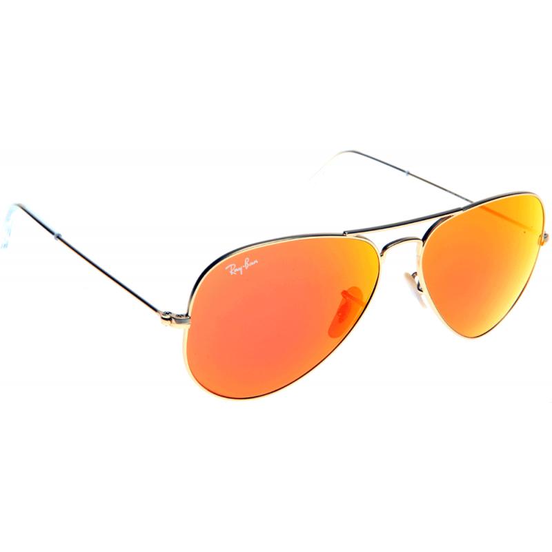 ff8b0c87e78 Ray Ban Orange Mirror Sunglasses