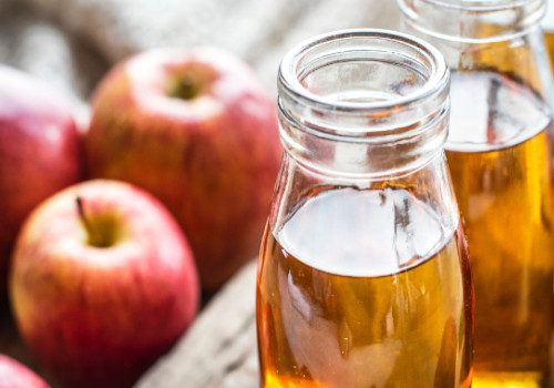 Apple Cider Vinegar Remove Plaque from Teeth