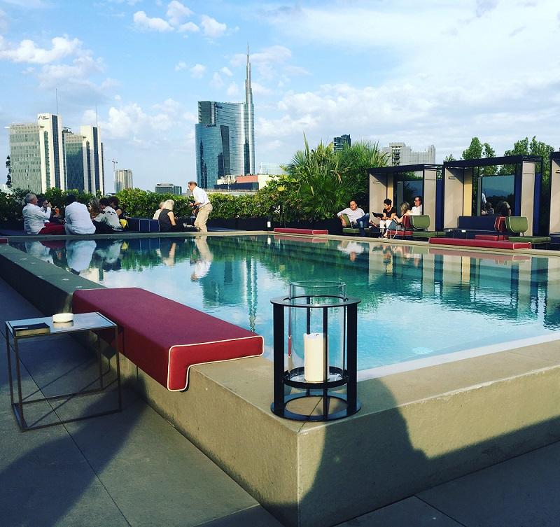Love Places: Ceresio 7, un aperitivo in terrazza
