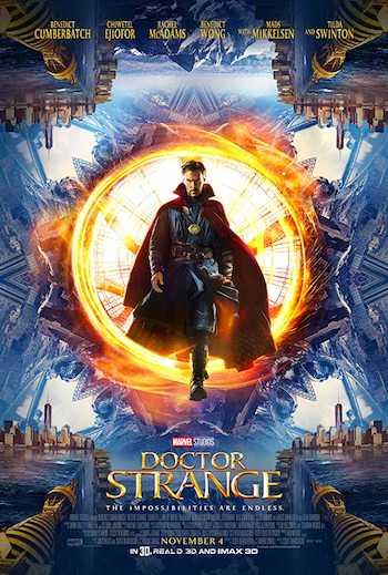 Döctor Strange 2016 Dual Audio Hindi Full Movie Download