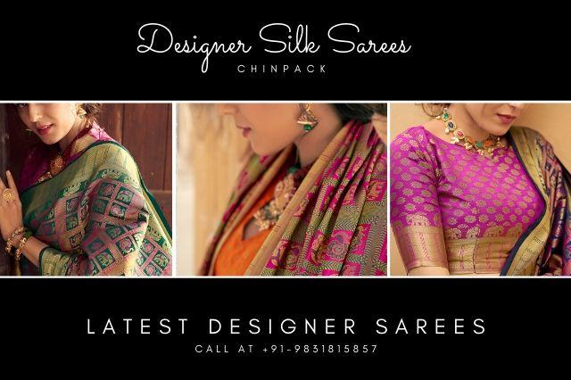 designer silk sarees chinpack