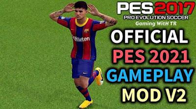 New Mod Gameplay PES 2021