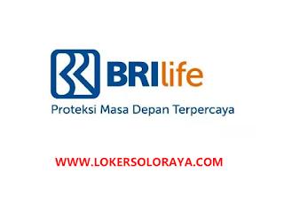 Lowongan Kerja Bancassurance Financial Advisor di BRI Life Solo