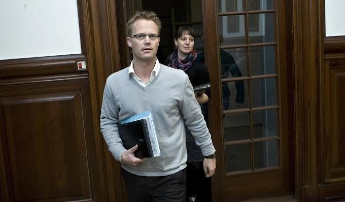 15 éves kislánnyal szexelt a dán külügyminiszter egy húsvéti ifjúsági rendezvényen, mégsem mond le