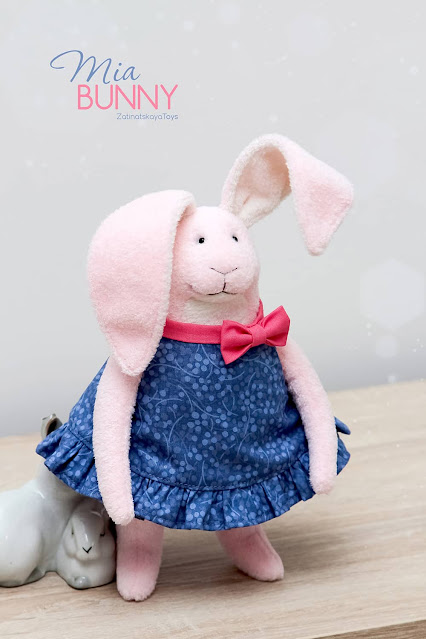 bunny doll for non-candy Easter basket and kids