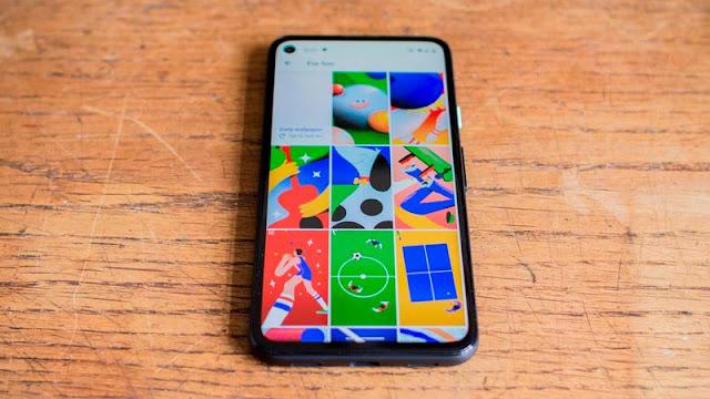 5. Google Pixel 4a