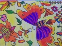 Contoh Gambar Batik Flora Fauna Gambar Con Cute766